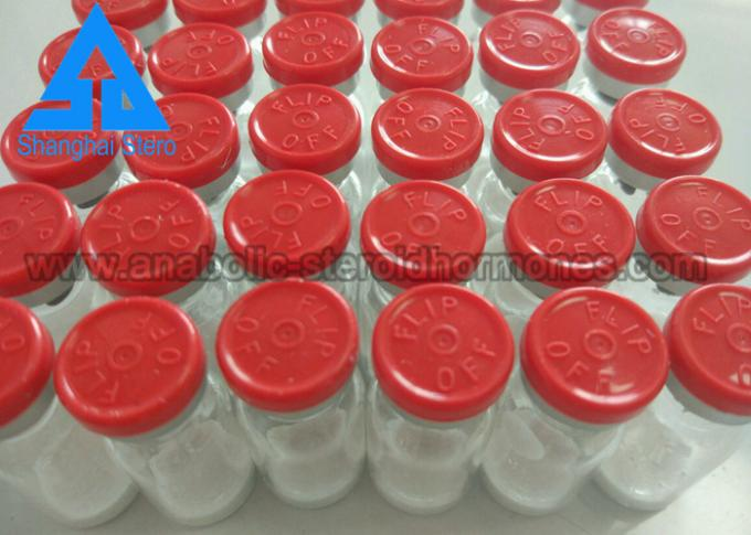 CJC-1295 DAC Polypeptide Hormones Raw Vials Lab Supply High Purity