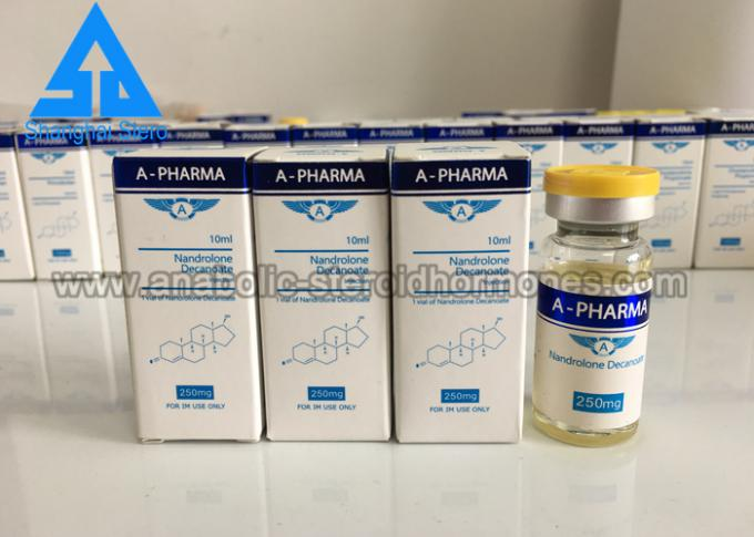 Deca 250 Oil Based Steroids Nandrolone Decanoate Cas 360-70-3 SGS Certification