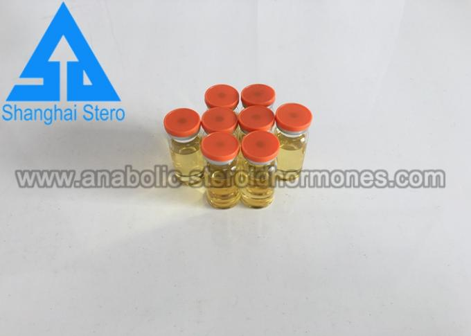 Anomass 400 Oils Base Steroids Blended Anabolic Testosterone Powder High Purity