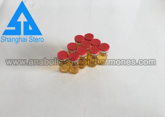CAS 10161 34 9 Trenbolone Injection Trenbolone Acetate Vials Customized Purity