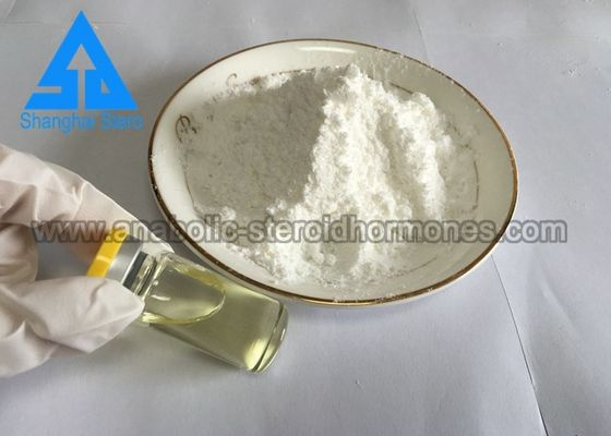 China Muscle Building Steroids Professional Bodybuilding Steroids Drostanolone Enanthate supplier
