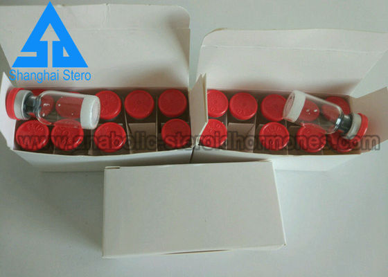 China CJC-1295 DAC Polypeptide Hormones Raw Vials Lab Supply High Purity supplier