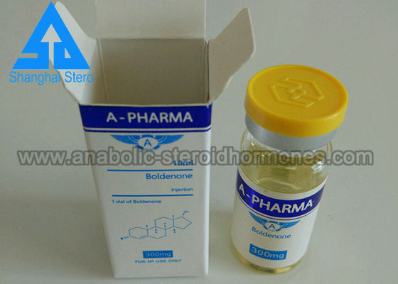 China Equipoise 300 mg/ml Oil Base Steroids Vials Liquid Boldenone Undecylenate 300 supplier