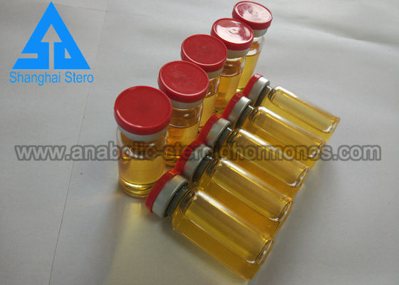 China Finished Oil Solution Trenbolone Injection 250 mg/ml Trenbolone Oil Injection Liquid supplier
