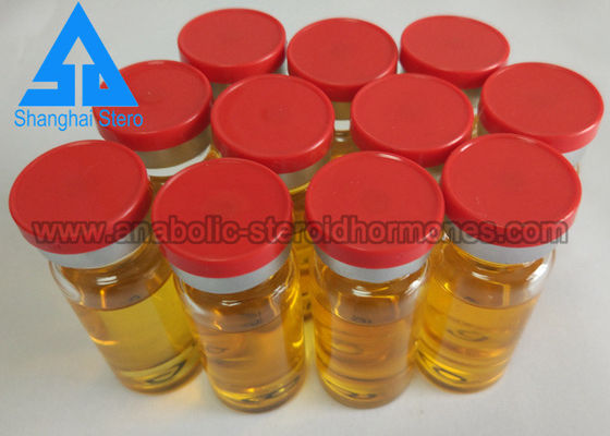 China 100 mg/ml Trenbolone Enanthate injectable tren  Vials Finished Oil Solution supplier