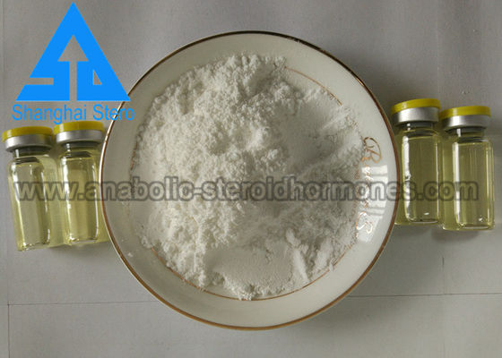 China Steroid Powder Natural Anabolic Steroid Testosterone Cypionate CAS 58-20-8 supplier
