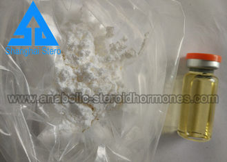 China Drostanolone Enanthate Professional Bodybuilding Steroids Powder Build Muscle supplier
