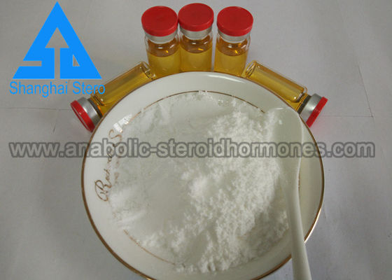 China Drostanolone Propionate Professional Bodybuilding Steroids White Powder supplier