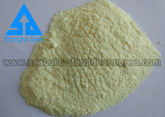 China Trenbolone Hexahydrobenzyl Carbonate Raw Steroid Powders Bodybuilding THC supplier