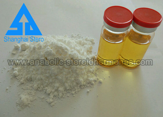 China Anomass 400 Raw Anabolic Steroid Powders Bodybuilding Muscle Building supplier