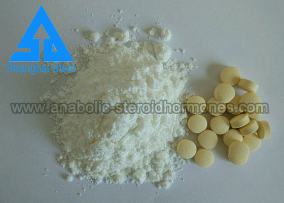 China Anavar Powder Oral Anabolic Steroids Oxandrolone CAS 53 39 4 supplier
