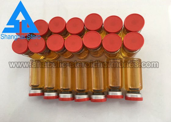 China Muscle Building Injectable Oil Based Steroids Methyltrienolone Cutting supplier