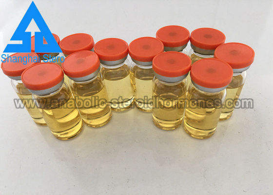 China Build Muscle Water Based Steroids Injection Blend Oil Anomass 400mg/ml For Men supplier