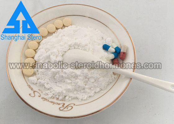 China Male Enhancing Raw Dutasteride Powder Anabolic Hormone 98%min Purity supplier