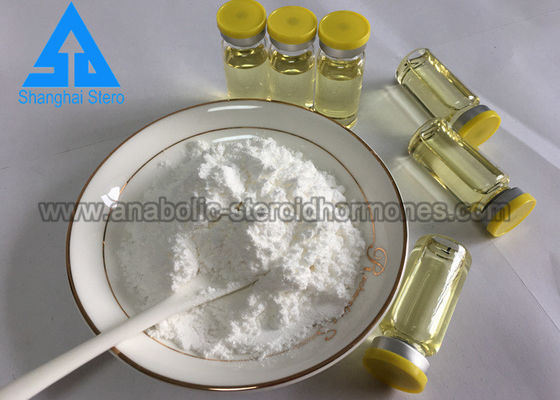 China Testosterone Decanoate Raw Hormone Powders Cas 5721-91-5 99% Purity supplier