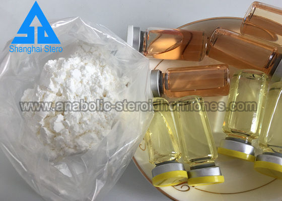 China Testosterone Phenylpropionate Bulk Powder Cas 1255-49-8 for Gain Lean Muscle supplier