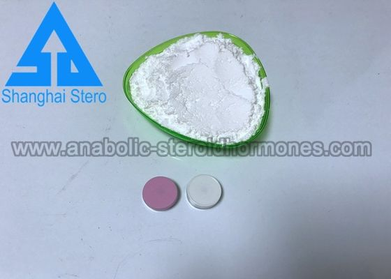 China CAS 112809-51-5 Anti Estrogen Steroids Femara Tablets Breast Cancer Letrozole supplier