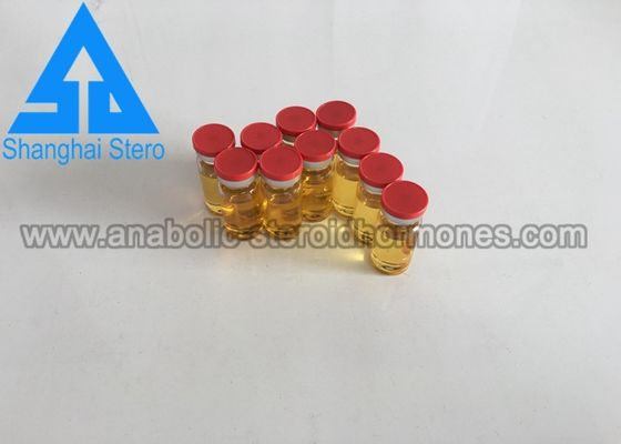 Oil Based InjectionsSteroids Trenbolone Enanthate Finished Yellow Oils Vial