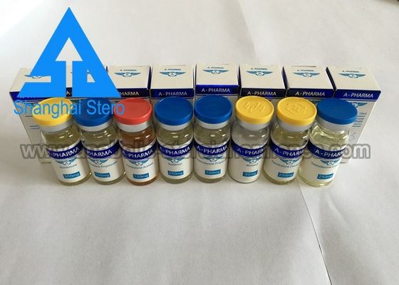 China ISO9001 Certification Steroid Vial Labels Customize brand and package distributor