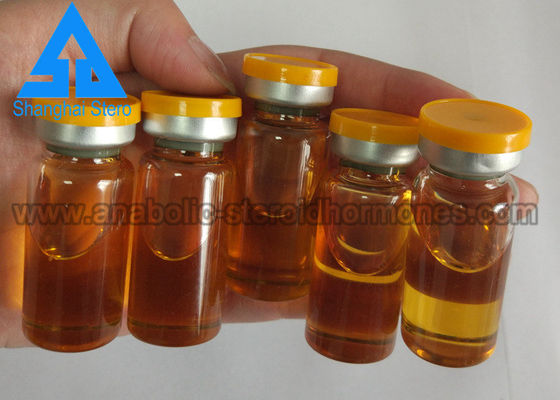 China 100 mg/ml Trenbolone Acetate Injection Liquid Finished Oil Solution distributor