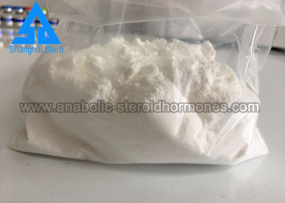 China 17-Alpha-Methyl Testosterone Raw Hormone Powders Replacement Therapy distributor