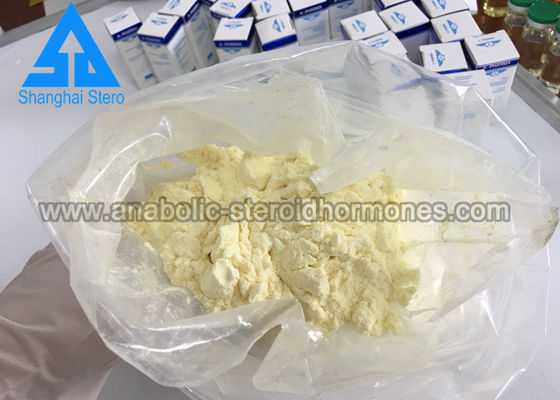 China Bulking Raw Steroid Trenbolone Acetate Powerful Powders Fast Muscle Growth distributor
