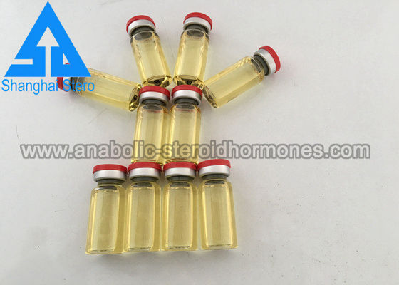 China Yellow Liquid Oil Based Steroids for Muscle Gain , Trenbolone Base Liquids distributor
