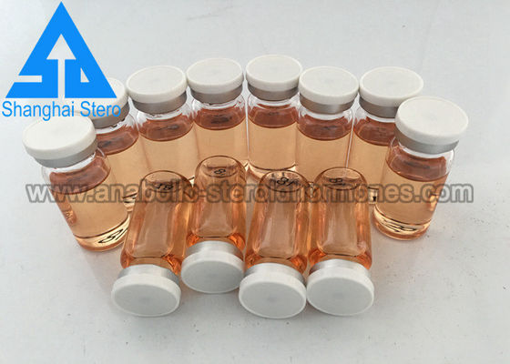 China Muscle Growth Anadrol Injection Finished Vials Yellow Liquid ISO9001 Certification factory