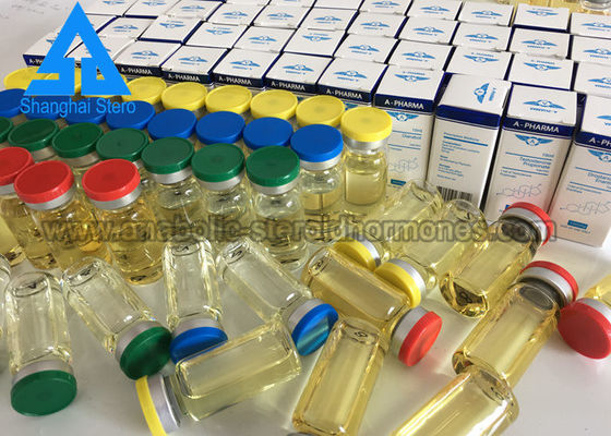 China Label Size For 10Ml Bottle for Anabolic Steroid Professional Printing Sticker distributor